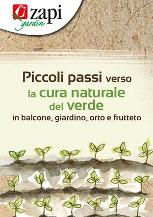 piccoli passi verso la cura naturale del verde
