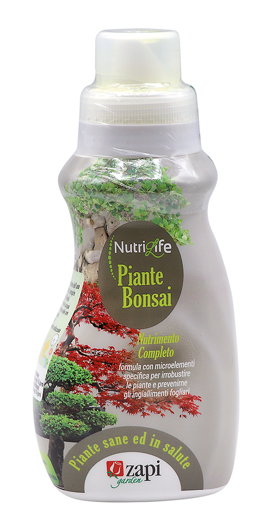 Zapi Garden Nutrilife_306518_FLACONE bonsai 350ml_RGB