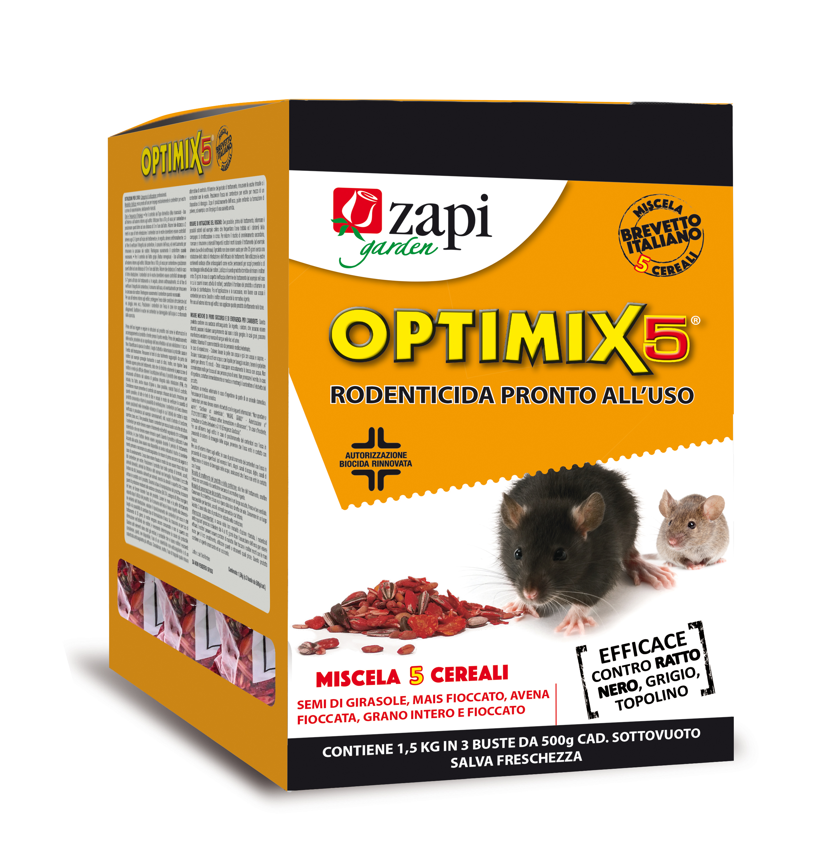 Astuccione Optimix Cereali_1500g