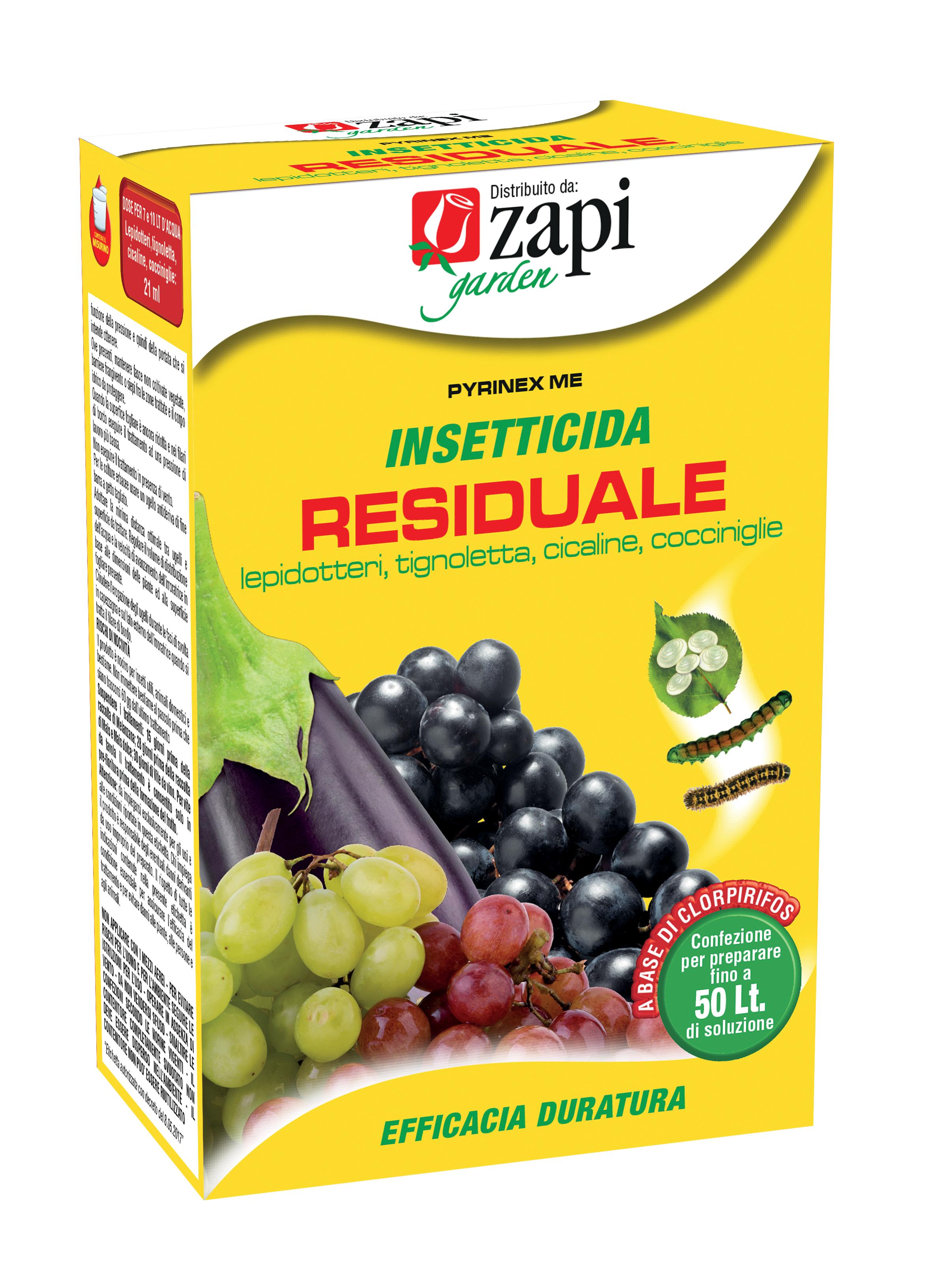 insetticida-residuale